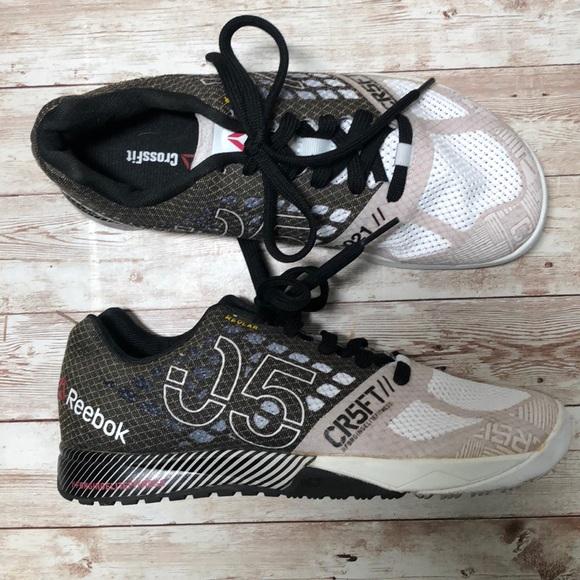 reebok crossfit kevlar shoes